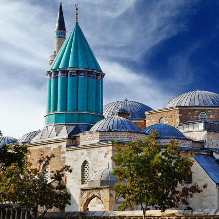 Konya Melihşah Cd. Taksi