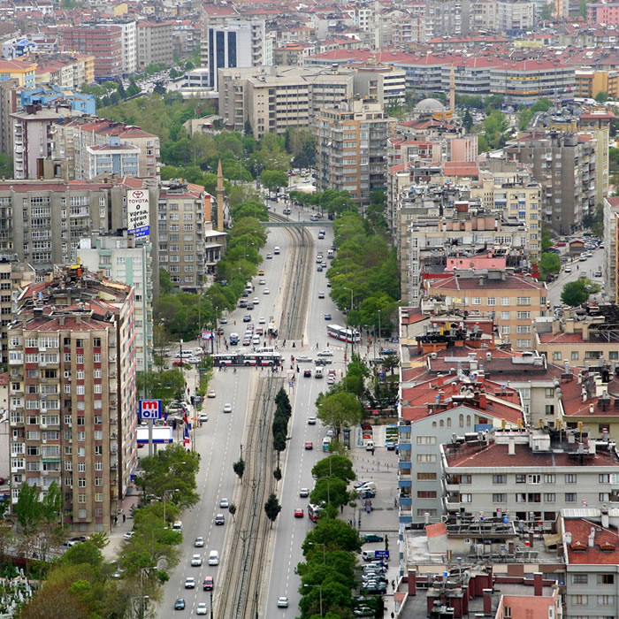 Konya Kahraman Cd. Taksi