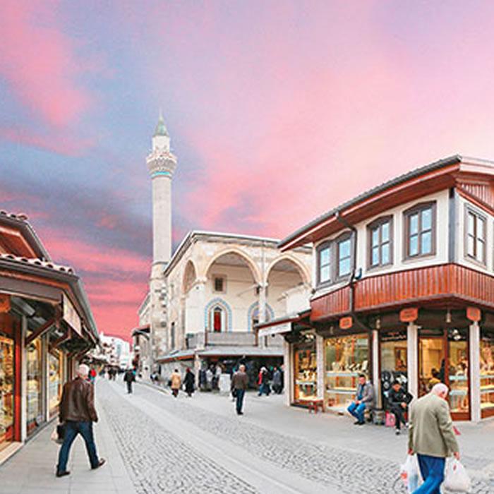 Konya İstanbul Cd. Taksi
