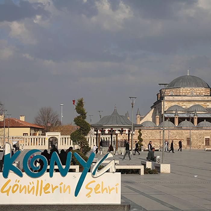 Konya Küçük Kum Köprü Cd. Taksi