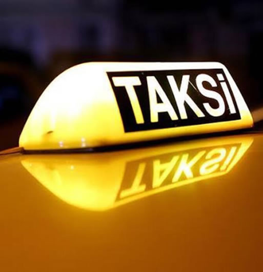 Şehirler Arası Taksi