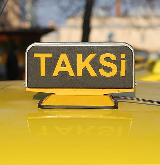 7/24 Taksi Hizmeti